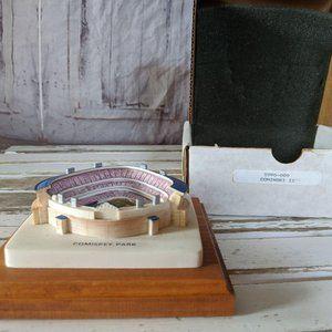 Comiskey park White Sox stadium replica